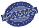 Sanitone Certified Master Drycleaner